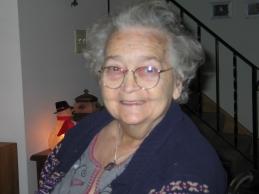 Donna, Christmas 2005